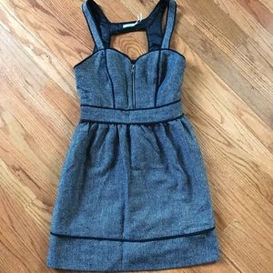 Kimchi Blue Herringbone Dress Size 2